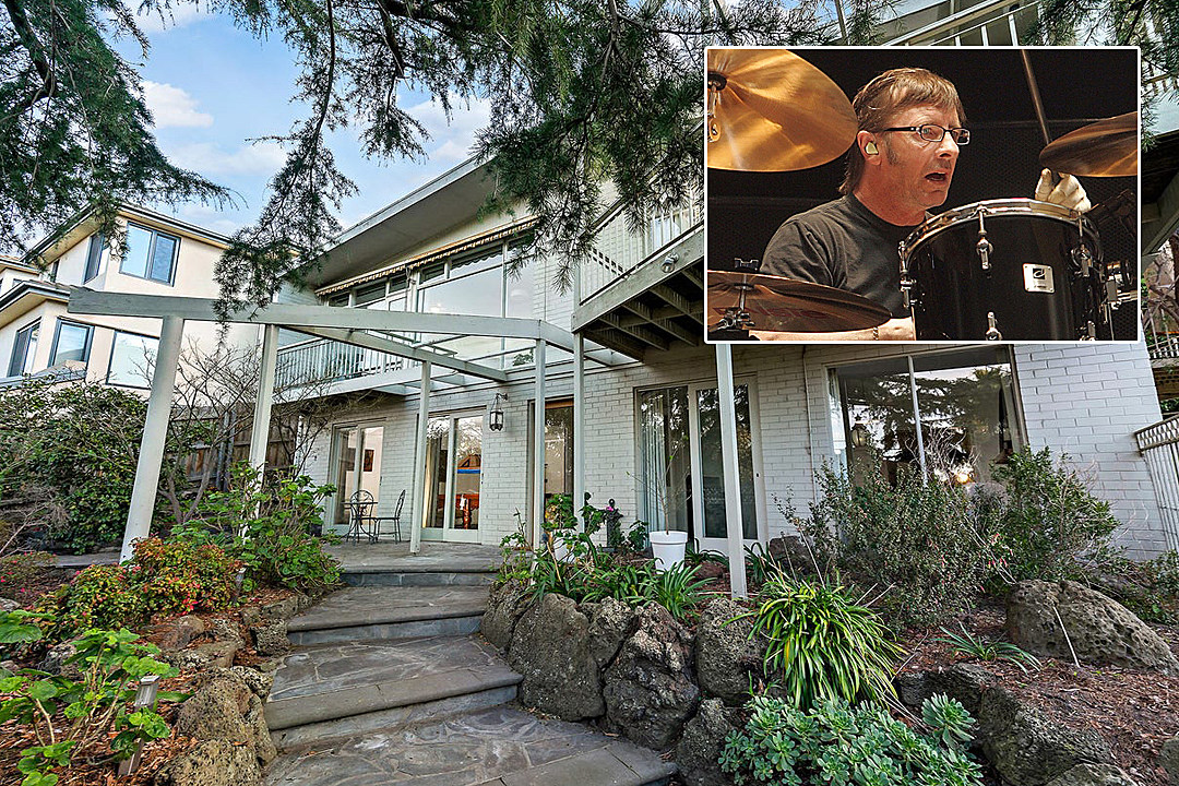 AC/DC Star Phil Rudd's 'Landmark' Former Home on Sale for $1.8M
