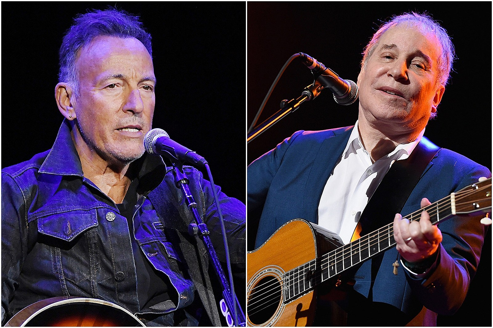 Bruce Springsteen and Paul Simon to Play Central Park Concert