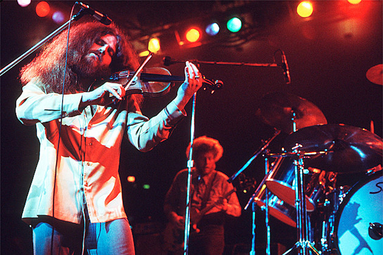 Kansas Founder and Violinist Robby Steinhardt Dead at 71