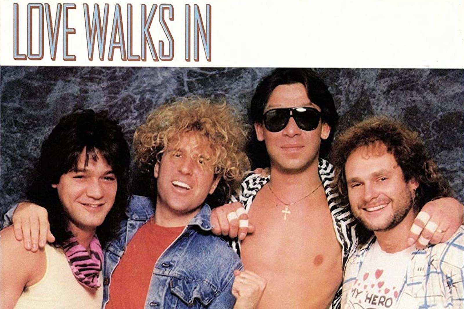 35 Years Ago: Van Halen Leave Planet Earth on 'Love Walks In'