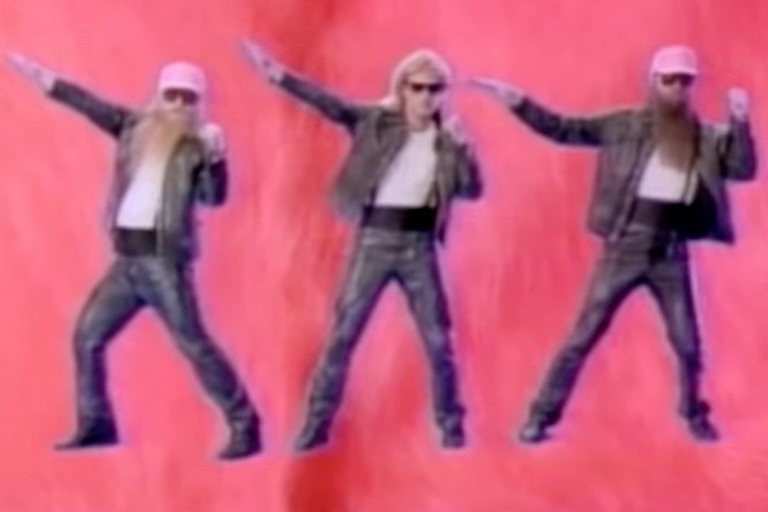 How ZZ Top Nailed the 'Velcro Fly' Dance 'In an Hour'