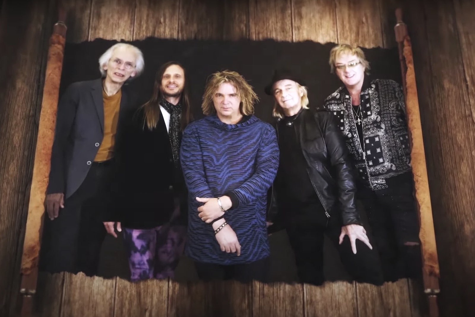 Hear Yes' First New Song Without Chris Squire, 'The Ice Bridge'
