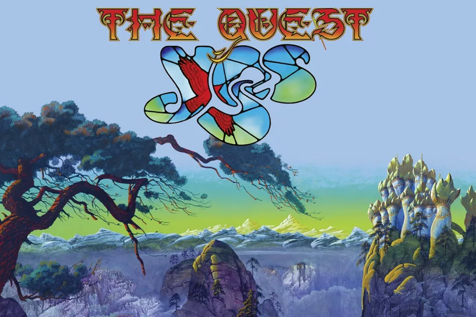 Yes Announce First New Album in Seven Years, 'The Quest'