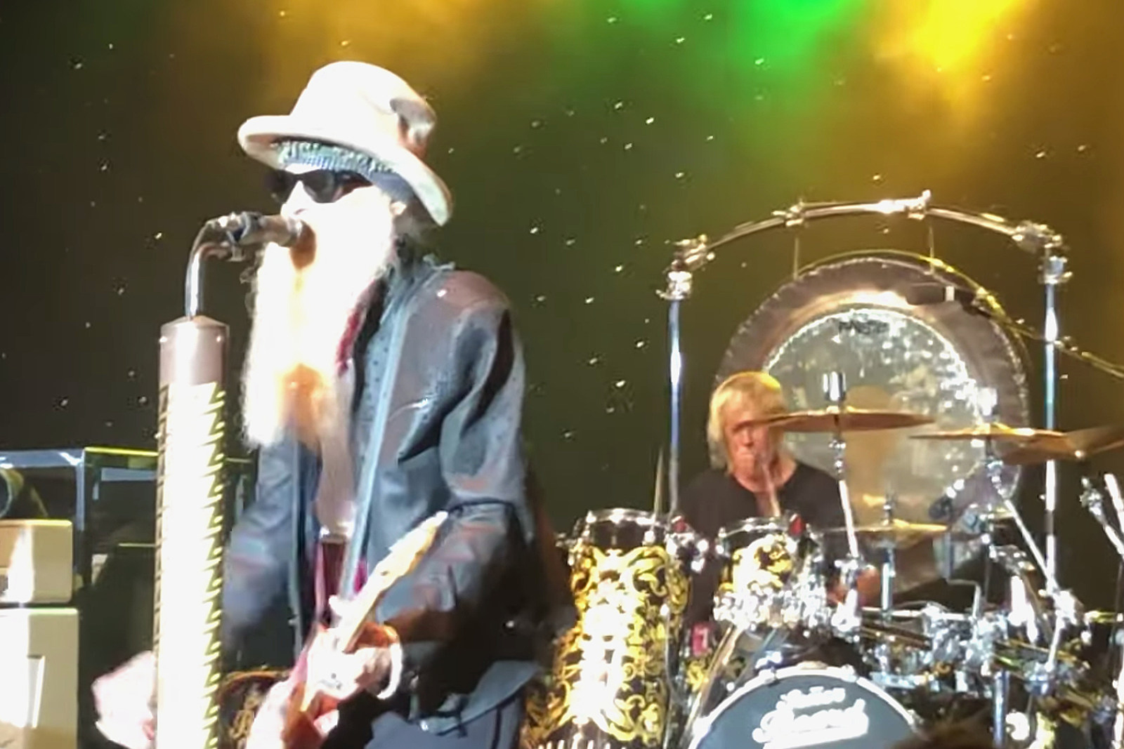 Watch: ZZ Top Play First Show Since Dusty Hill's Death