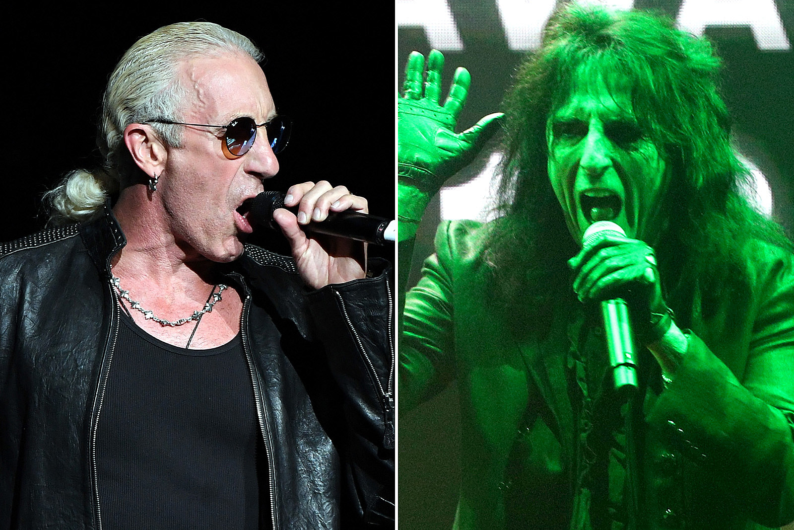 The Real Reason Alice Cooper, Dee Snider Broadway Duet Was Canned