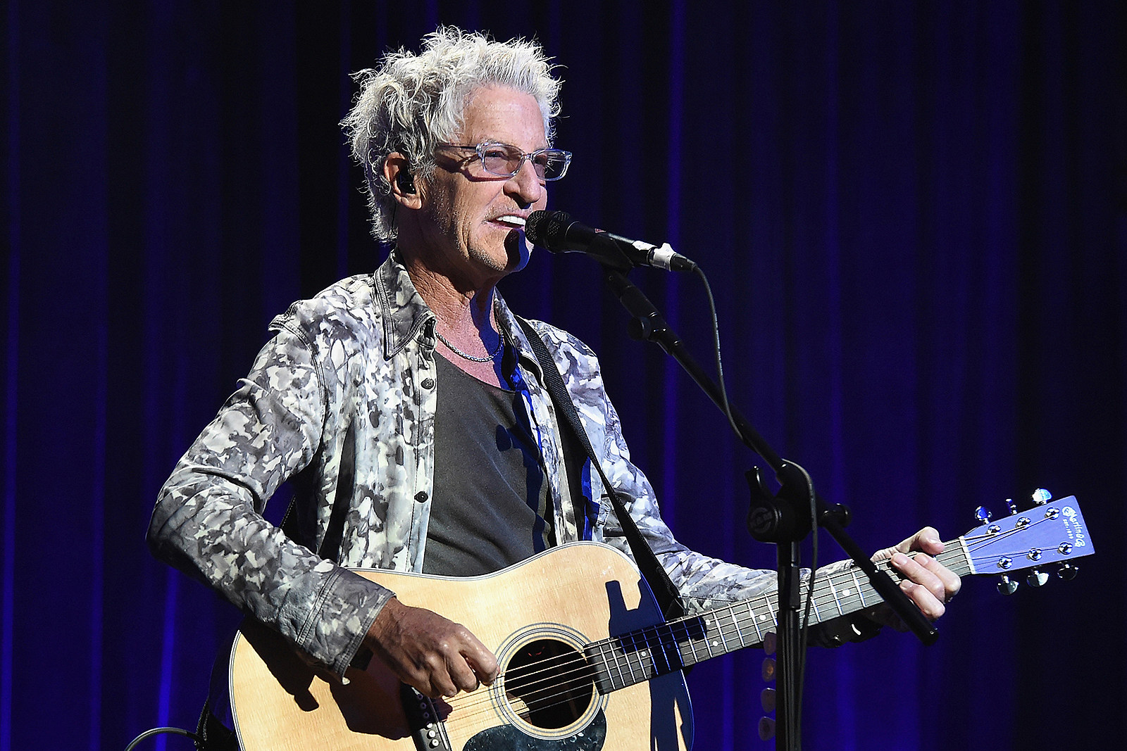 Kevin Cronin Preps Autobiography and Teases 'Major' 2022 Tour