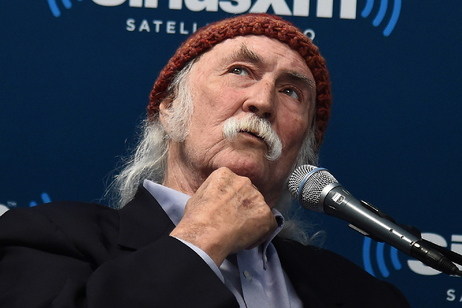 David Crosby Didn't Want to Sell His Publishing Rights