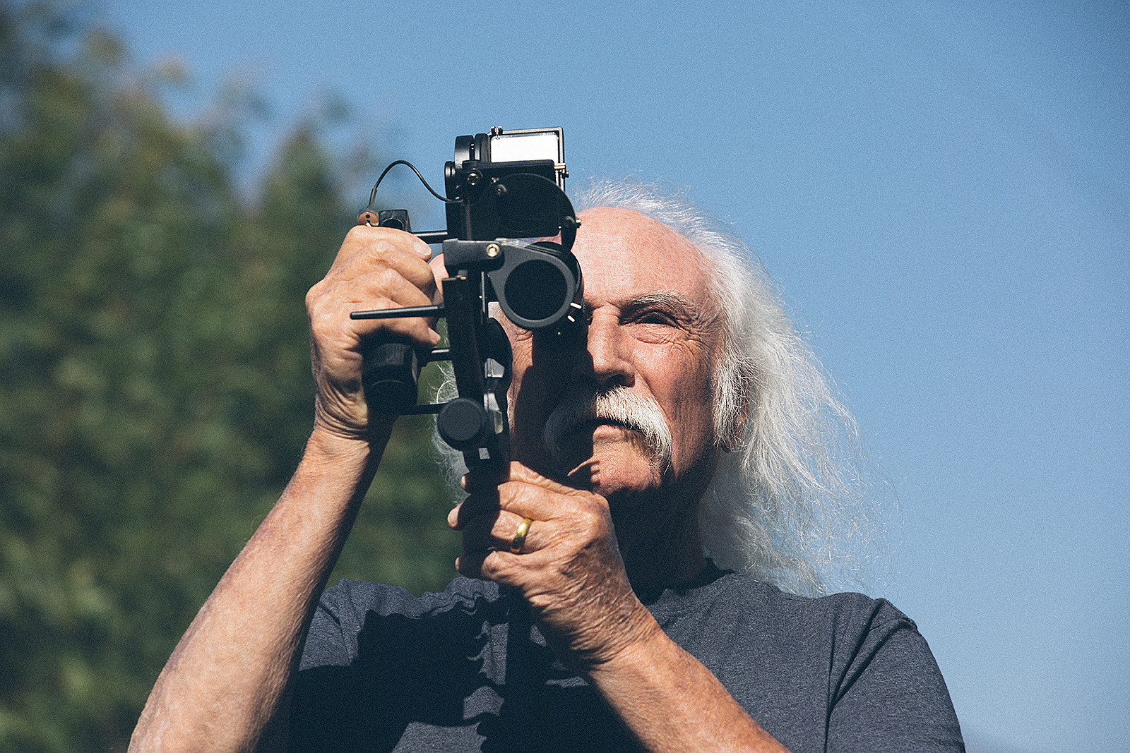 How David Crosby Has Maintained a Late-Career Creative Upswing