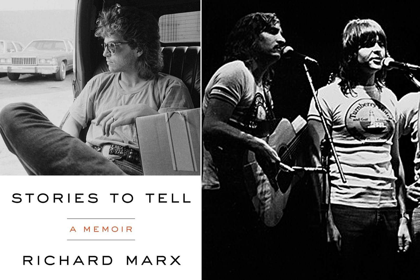When Eagles Joined Richard Marx: Book Excerpt