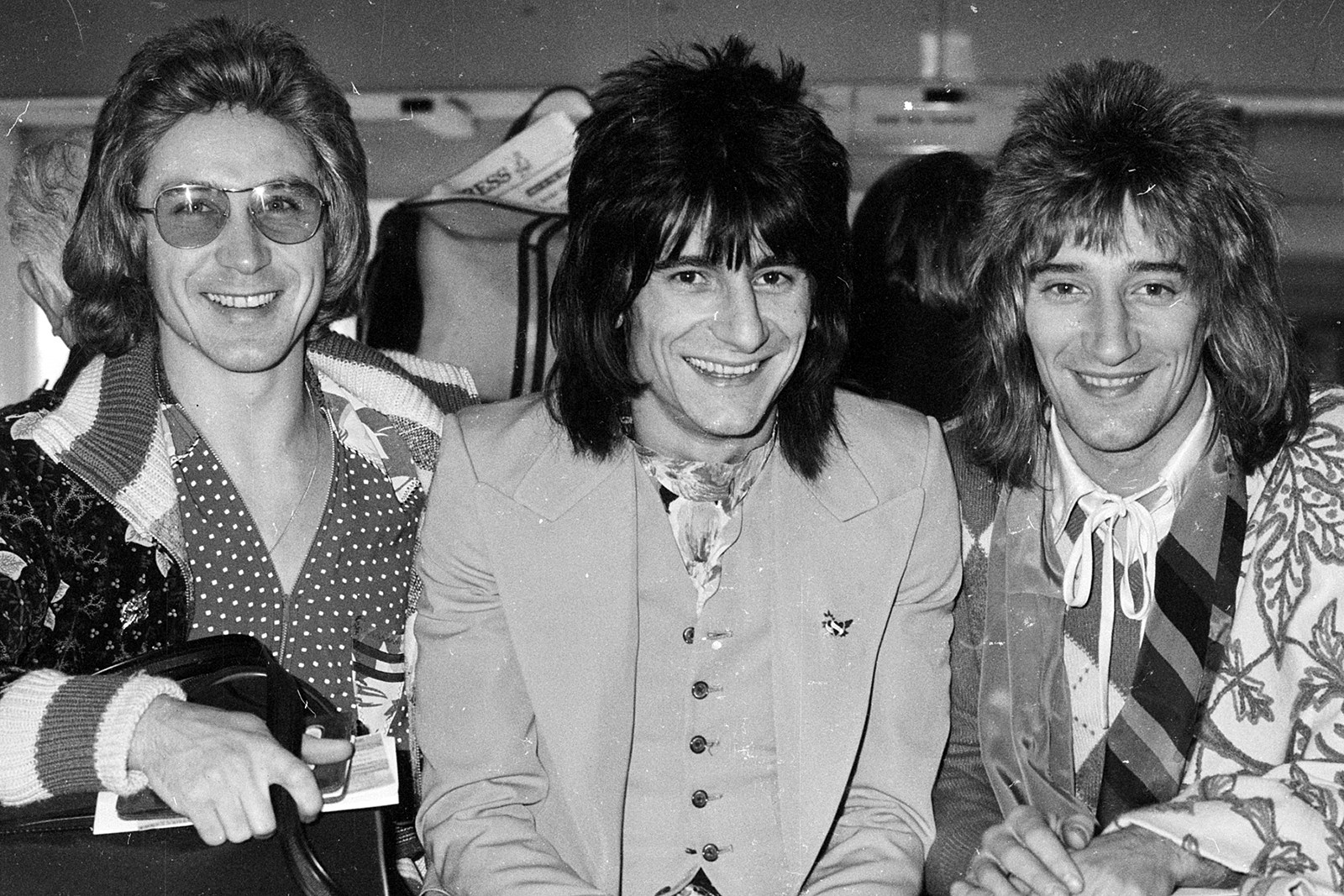 Ron Wood Says Faces Have Recorded New Music