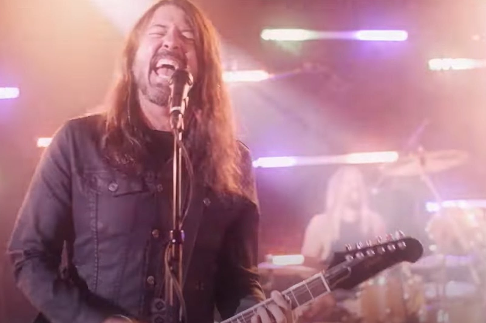 Watch Foo Fighters Cover Bee Gees' 'You Should Be Dancing'
