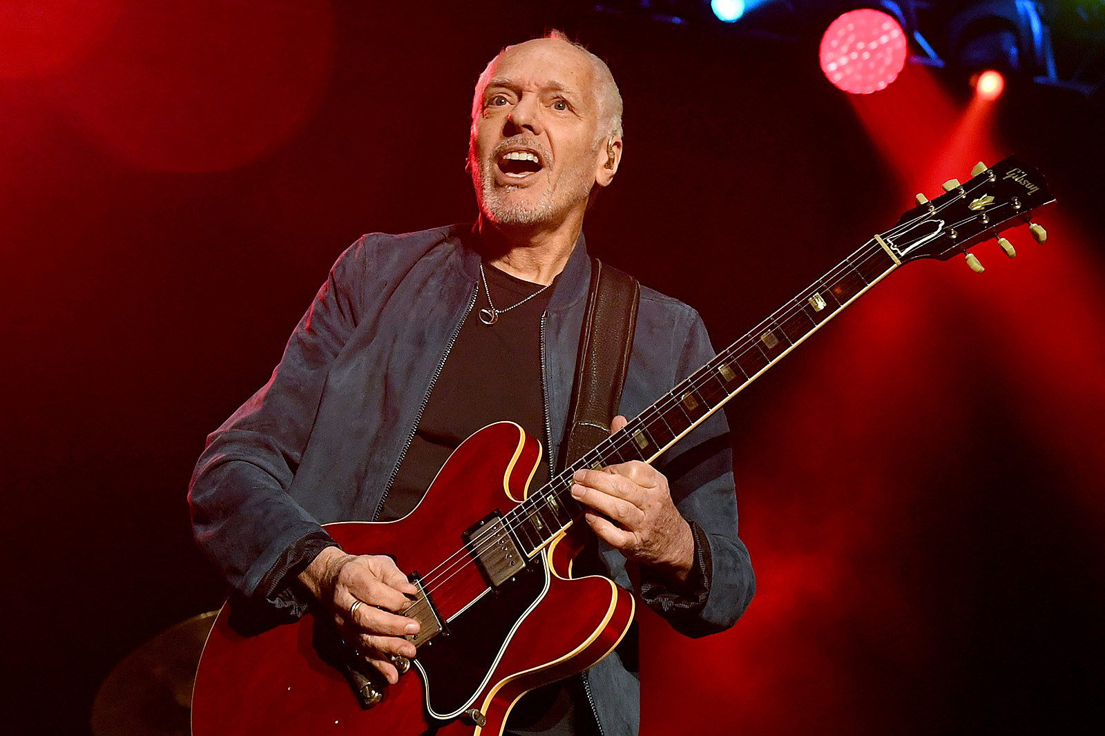 That Time Peter Frampton Wrote Two Hits in One Day
