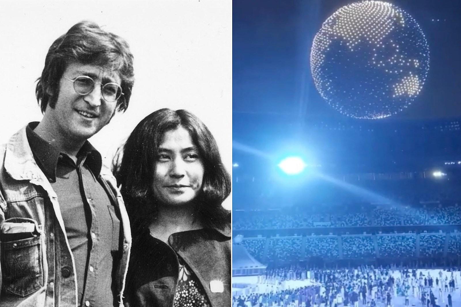 John Lennon's 'Imagine' Receives Star-Studded Olympics Tribute
