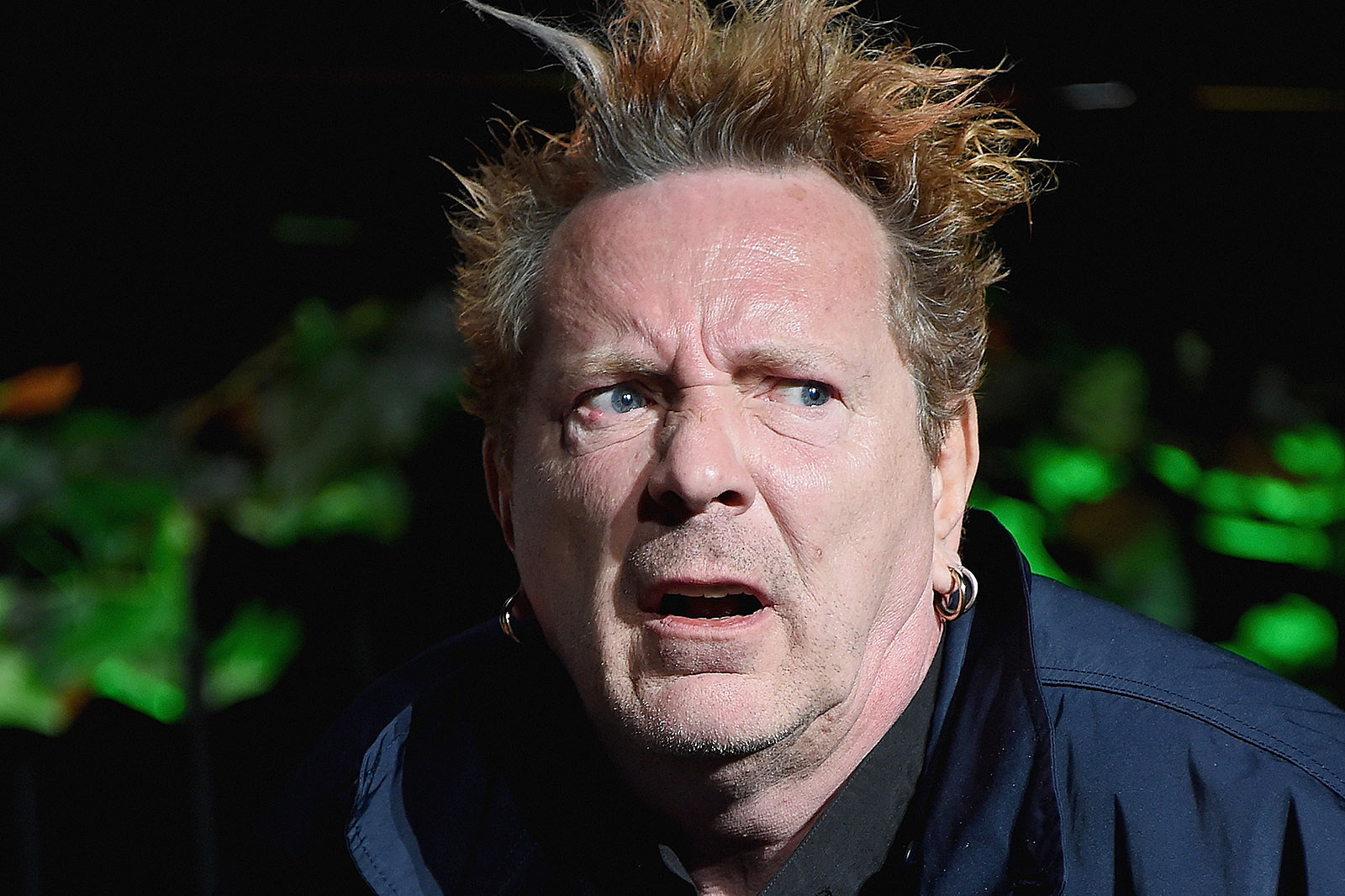 John Lydon Says Sex Pistols' Band Contract Is like 'Slave Labor'