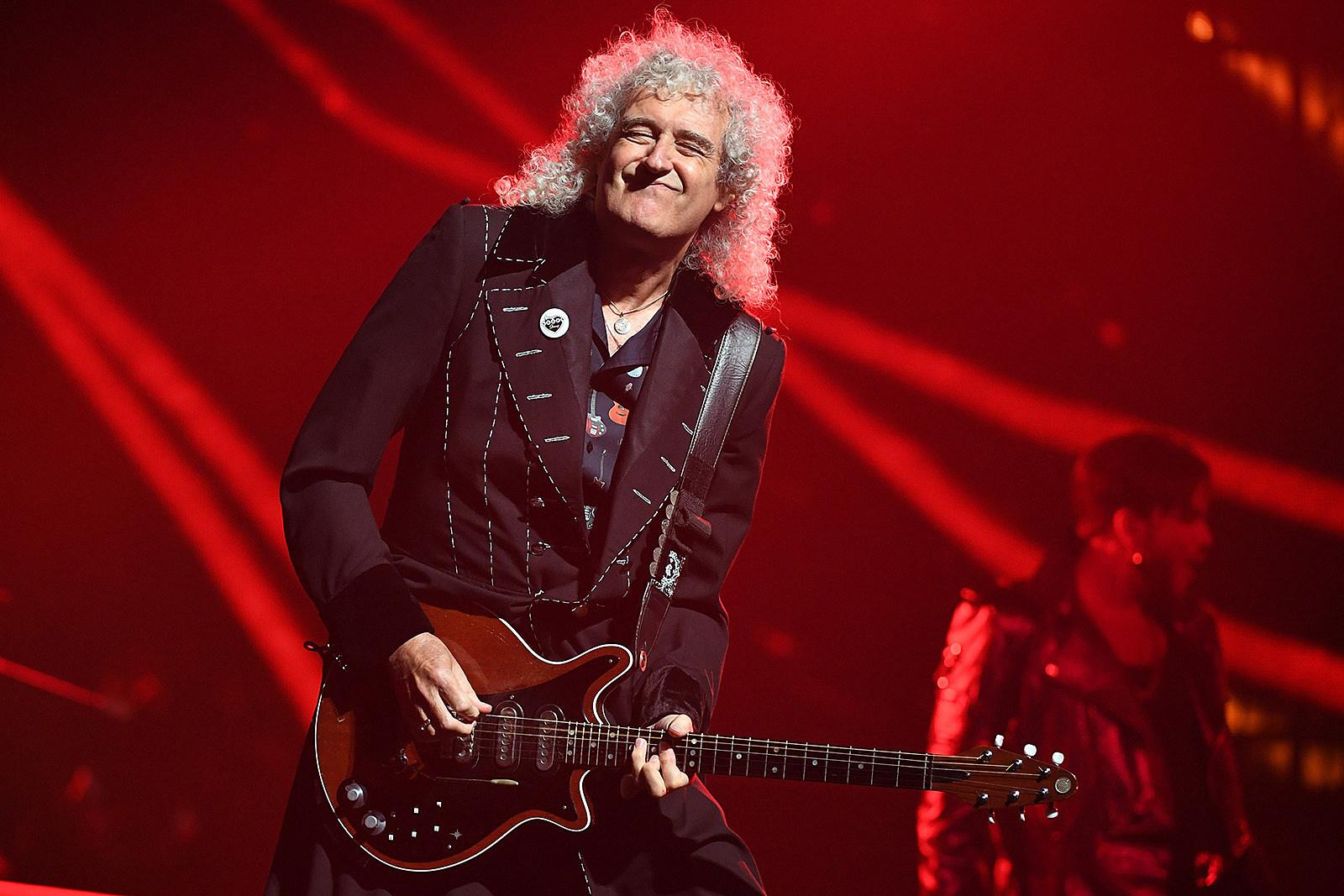 Old Queen Joke Still Makes Brian May Laugh
