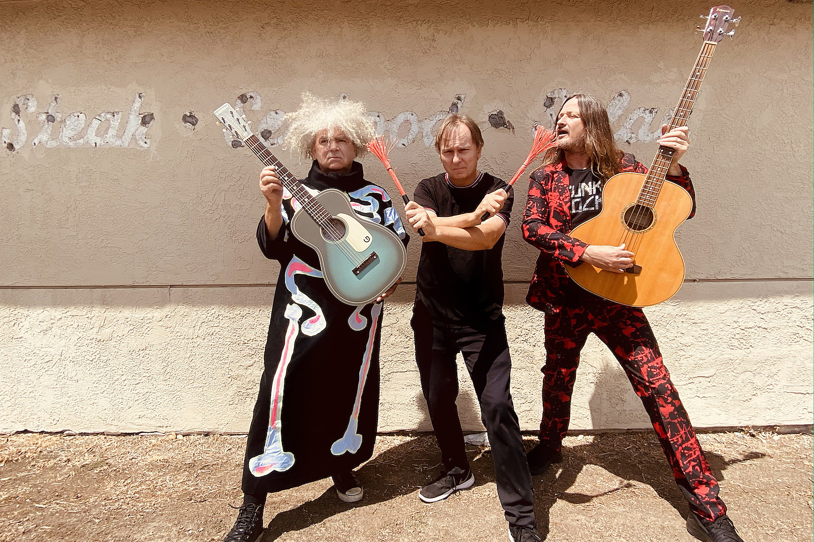 Melvins to Cover Rolling Stones on Career-Spanning Acoustic Album