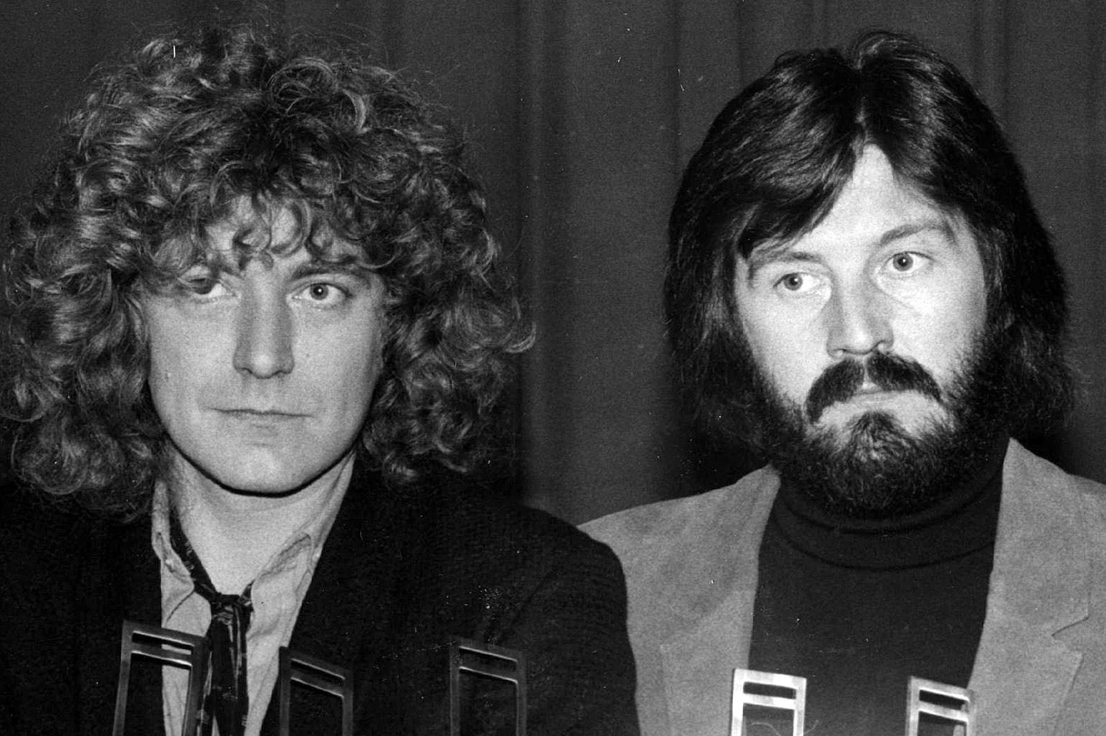 Robert Plant's Lockdown Dreams About John Bonham