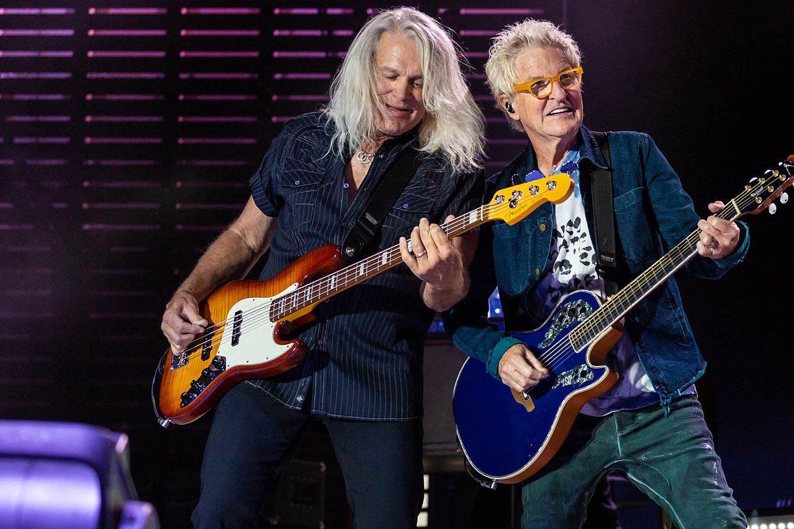 REO Speedwagon Hit 'Reset Button' with First Post-COVID Concert