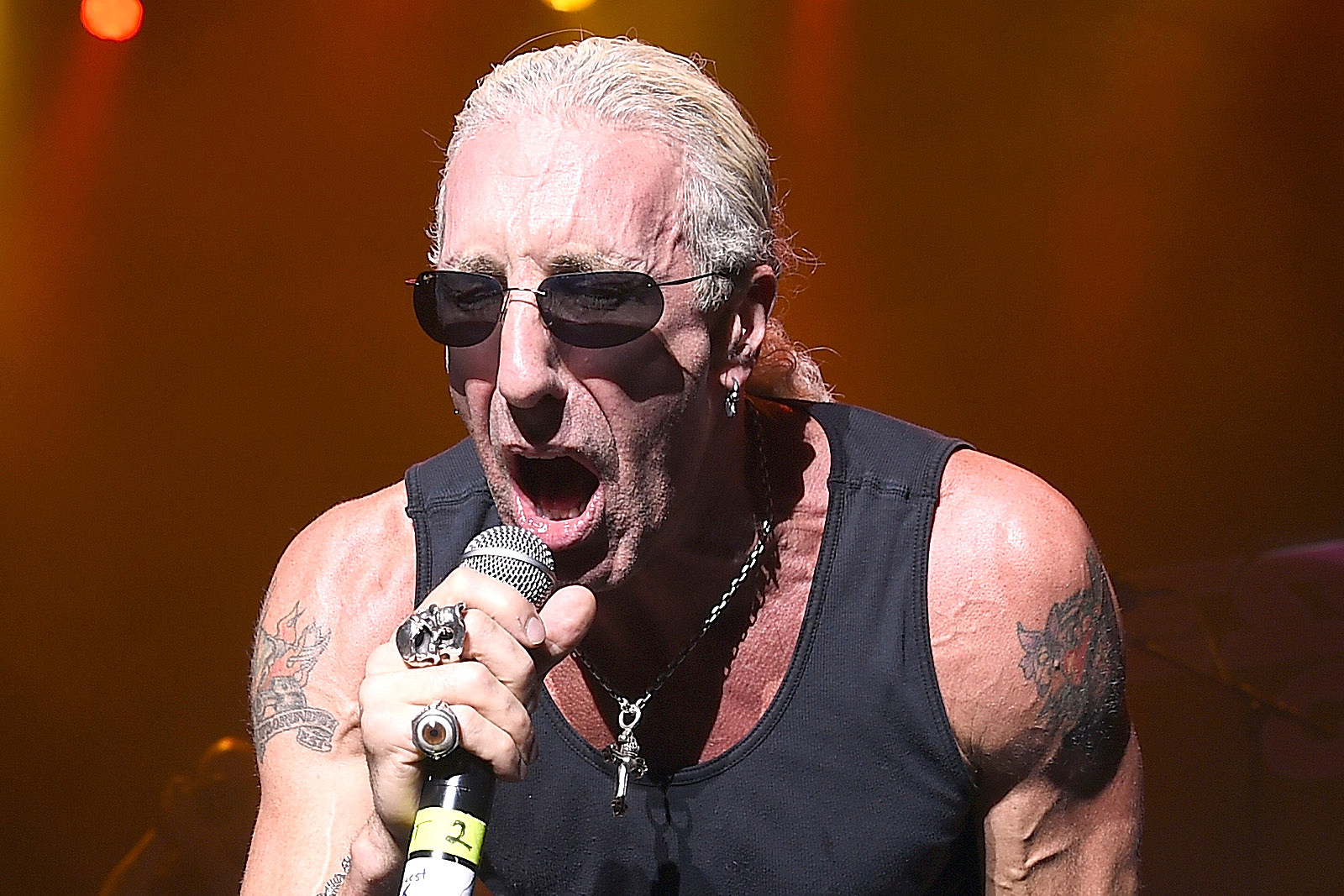 Dee Snider Says Twisted Sister Royalty Checks Are a 'Joke'
