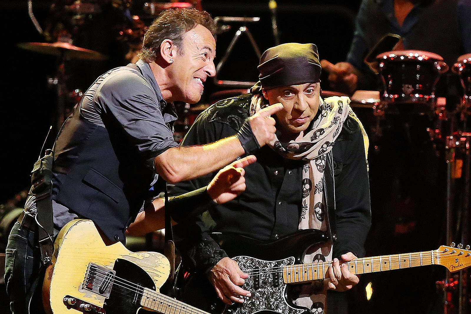 Why Steven Van Zandt Had to 'Bring Bad News' to Bruce Springsteen