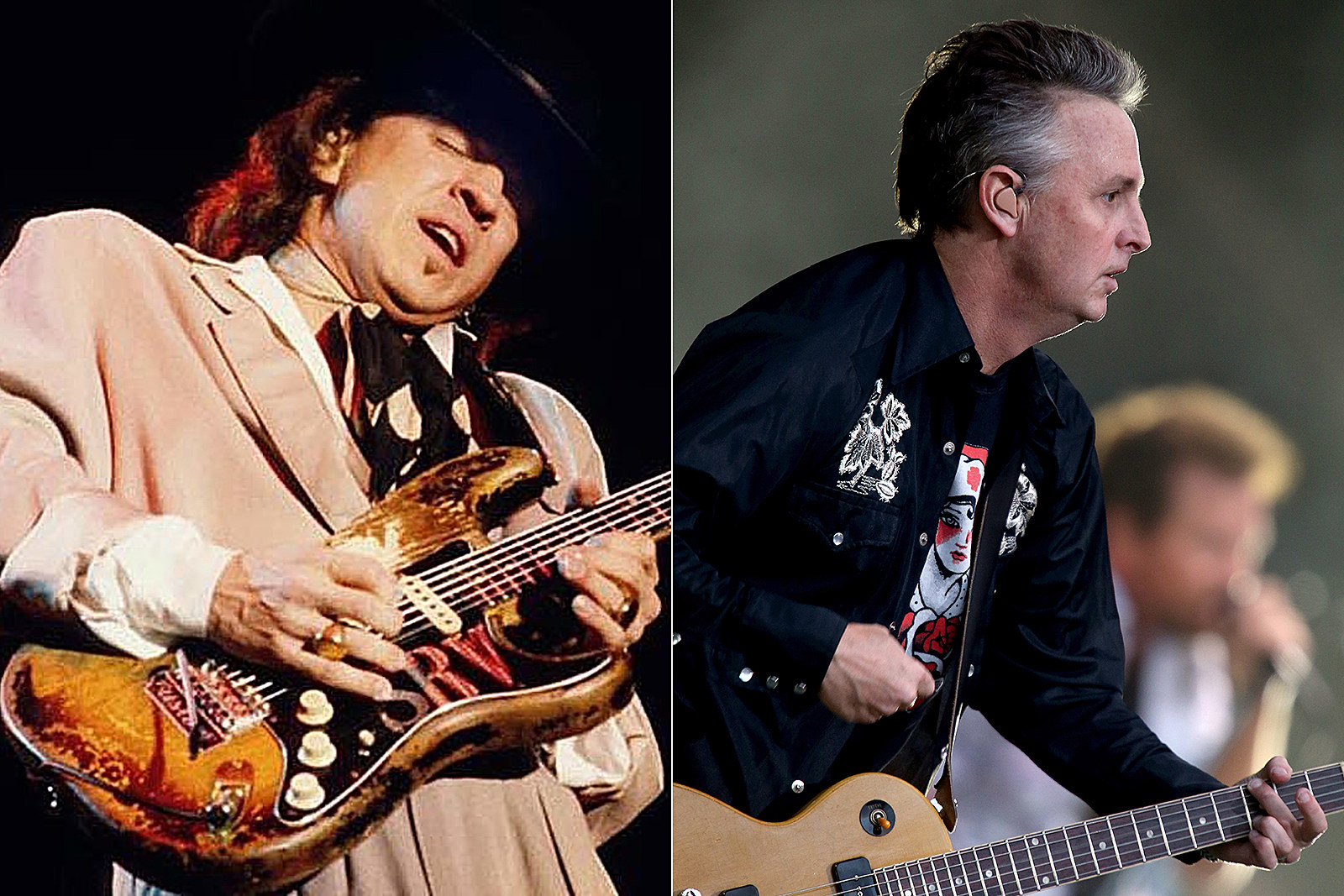 Pearl Jam Guitarist Says Stevie Ray Vaughan Changed His Life