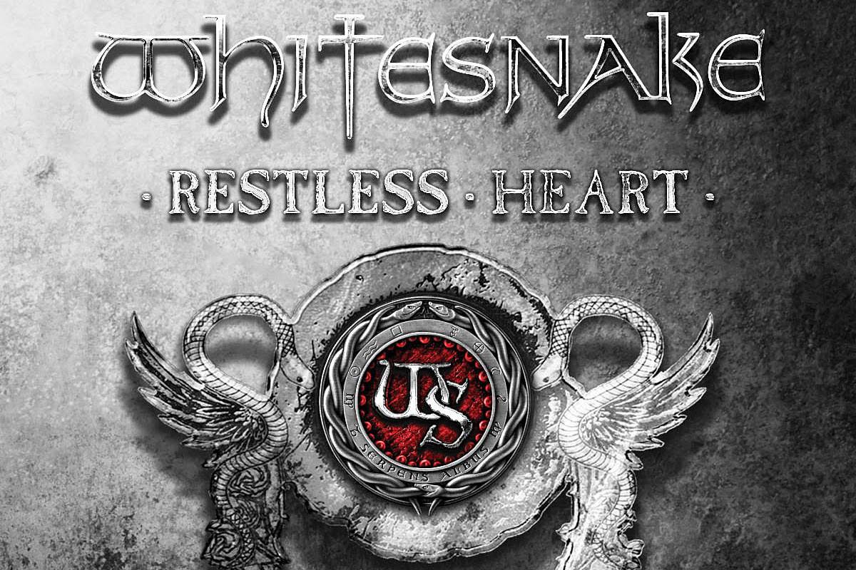 Whitesnake Prep 'Restless Heart' Super Deluxe Reissue