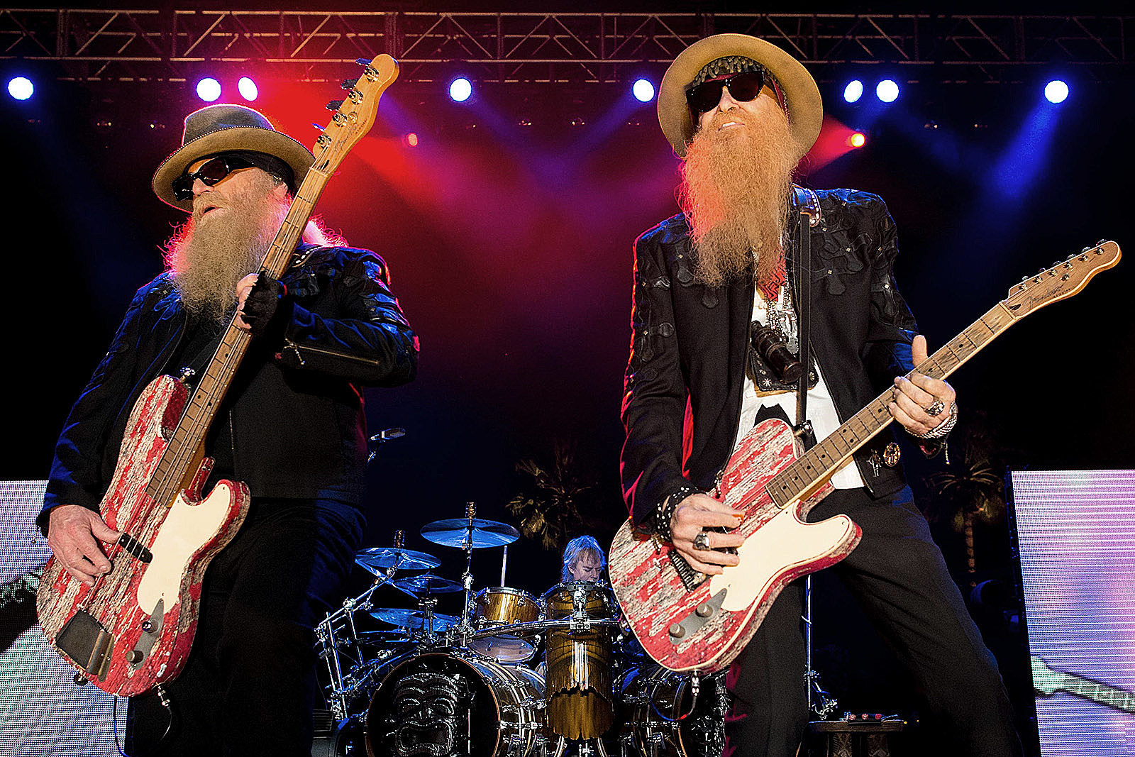 Dusty Hill Recorded Vocal Tracks for New ZZ Top Album