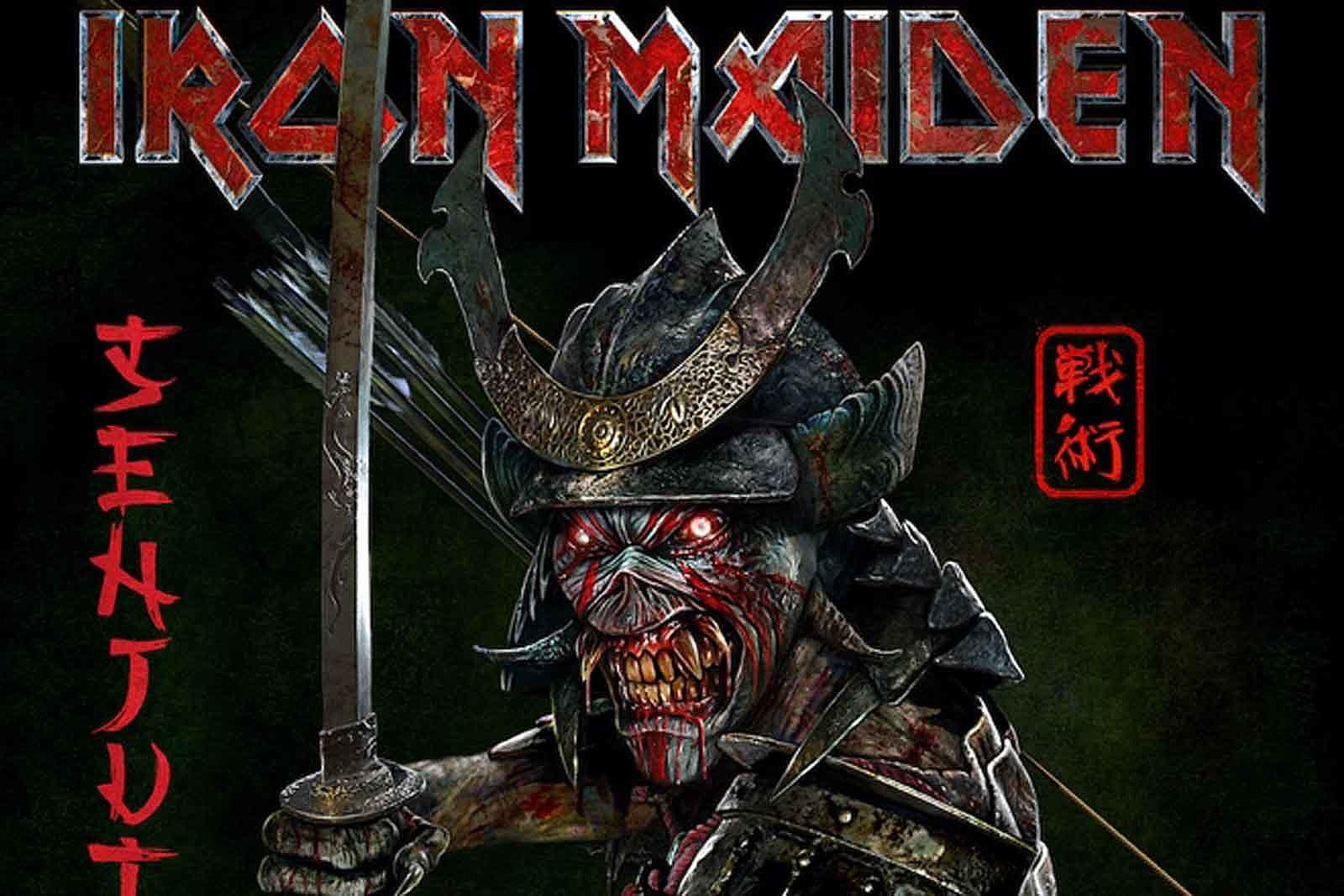 Iron Maiden, 'Senjutsu': Album Review