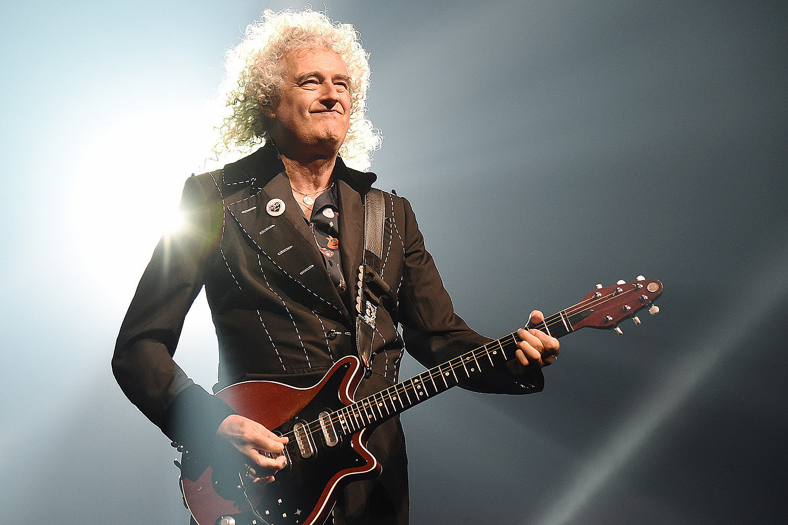 Queen's Brian May on Anti-Vaxxers: 'I Think They're Fruitcakes'