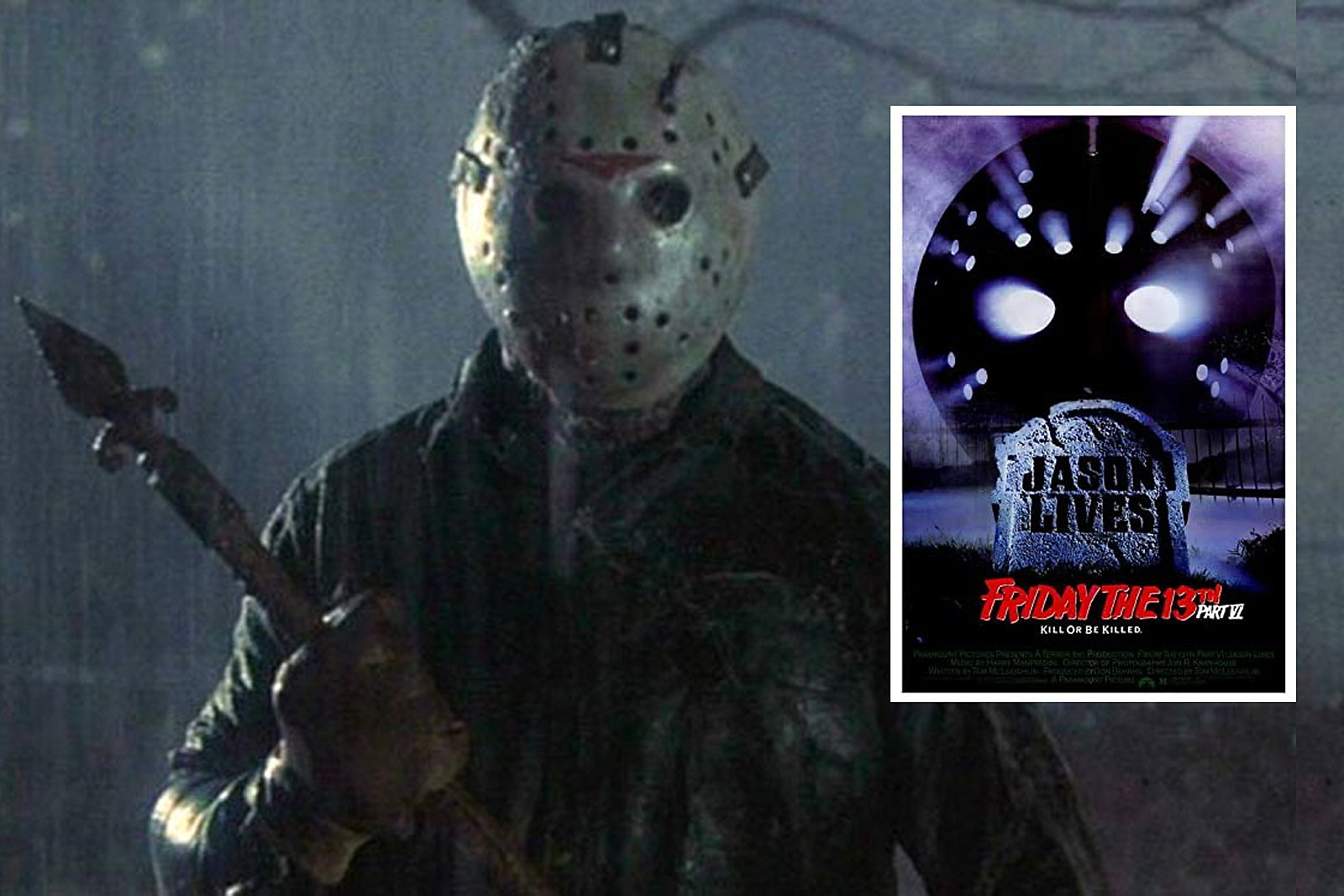 Why 'Friday the 13th Part VI' Is the Best Jason Movie Ever