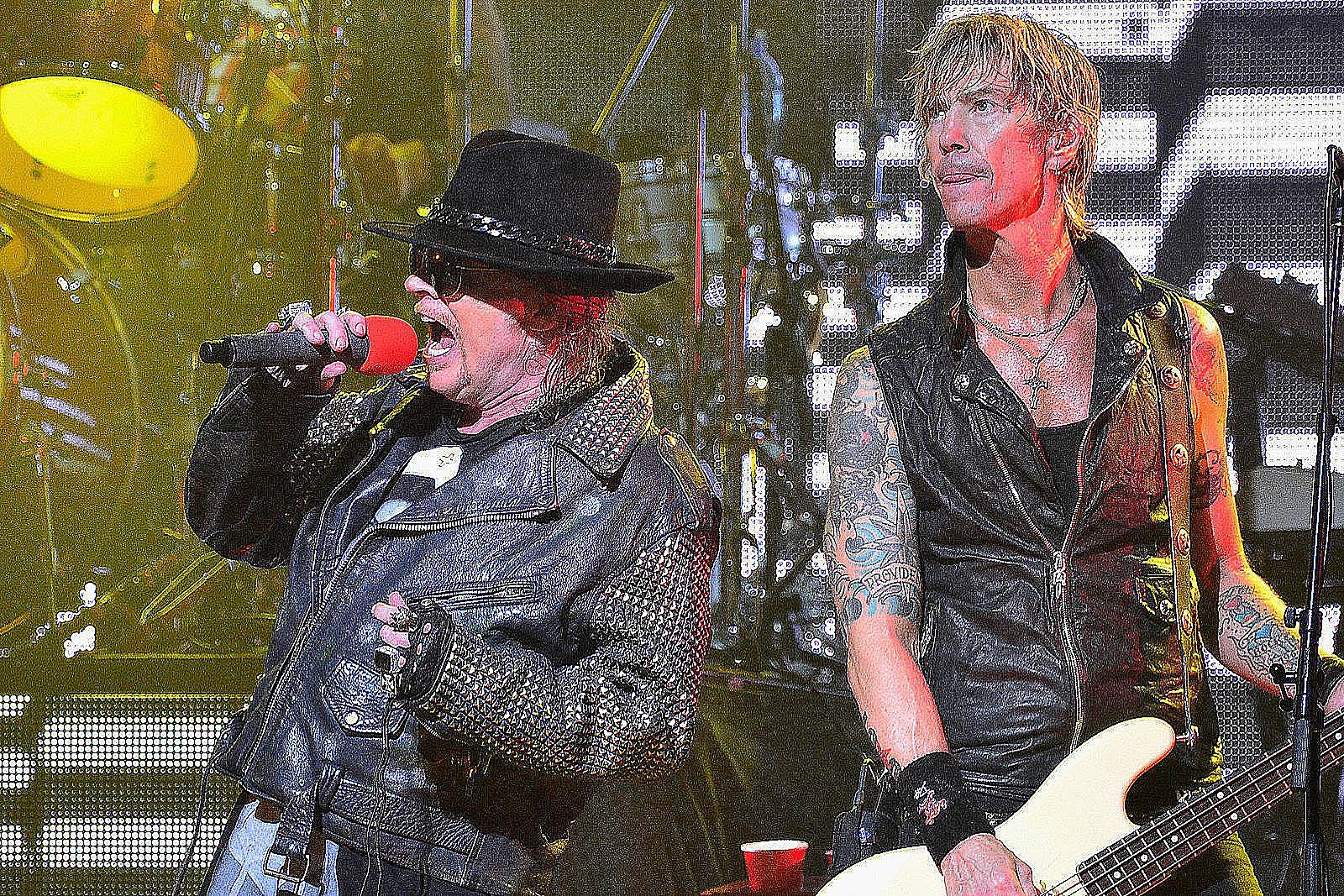 Watch Guns N' Roses Debut New Song 'Absurd'
