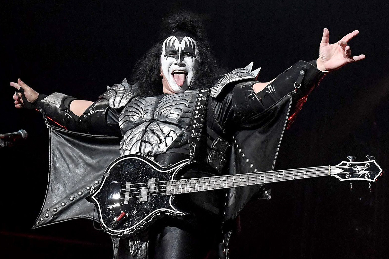 Gene Simmons: 'I'm Not Worried if an Idiot Gets COVID and Dies'