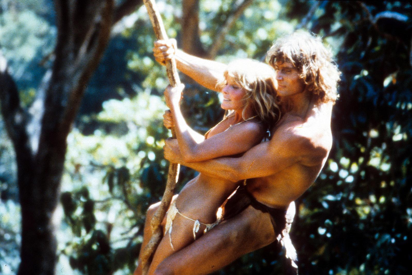 40 Years Ago: Bo Derek's Soft Porn 'Tarzan' Swings and Misses