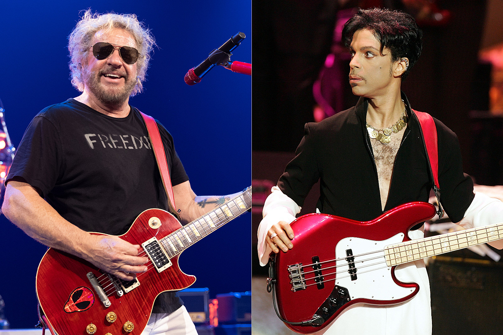 Why Sammy Hagar Couldn't Score an Introduction to Prince