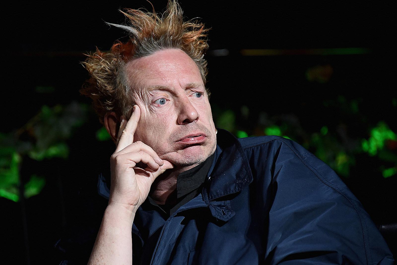 John Lydon Rips 'Destructive' Sex Pistols TV Project