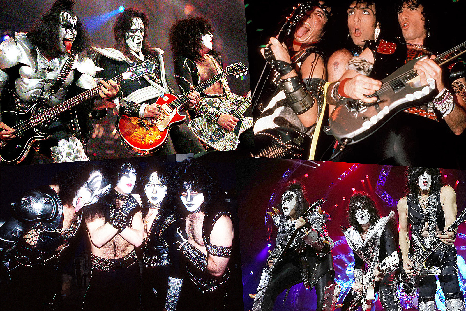 Top 10 Songs Kiss Never Played Live
