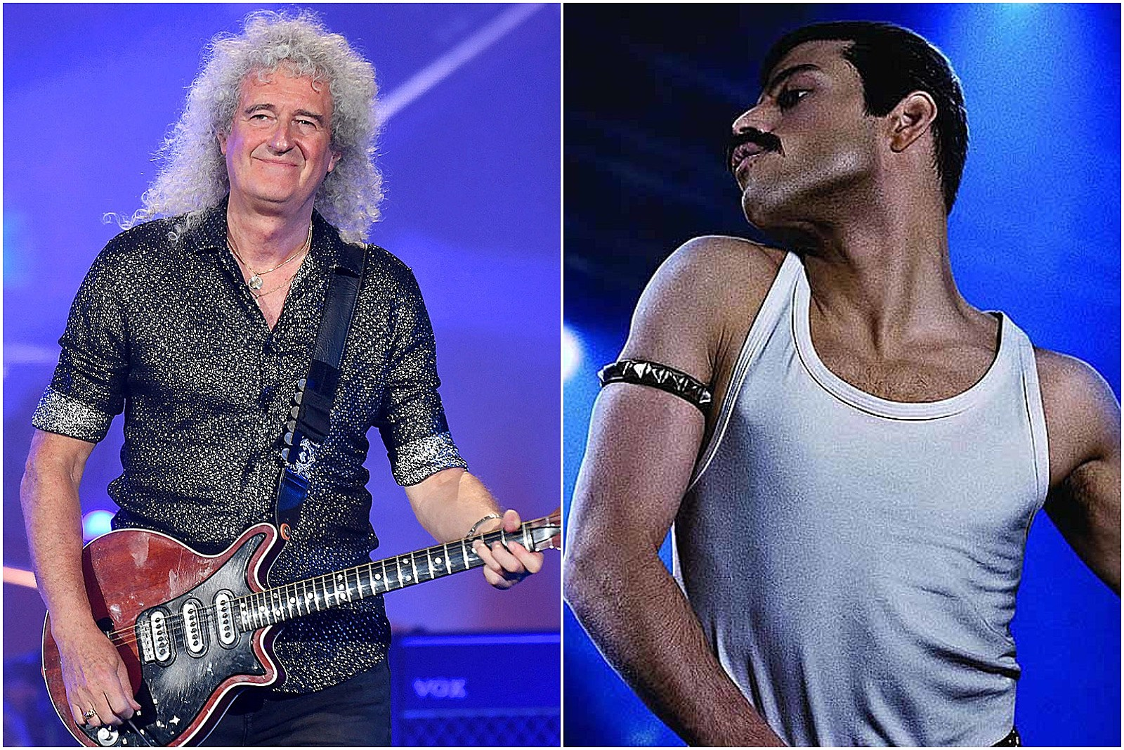 Brian May on 'Bohemian Rhapsody' Sequel: 'Maybe It Could Happen'