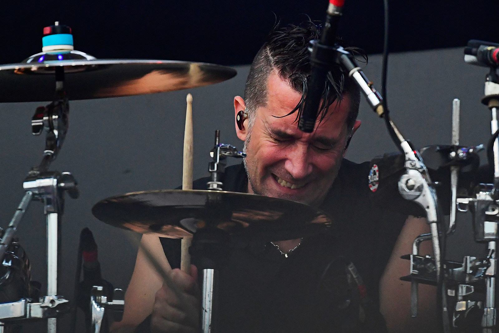 Offspring Drummer Claims He Was Dismissed for Being Unvaccinated