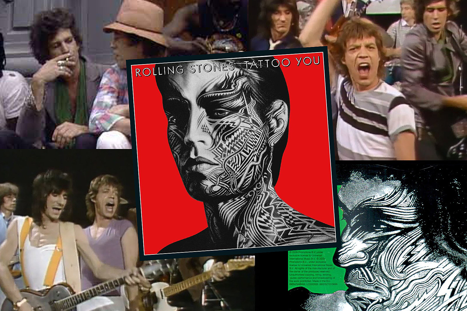 Rolling Stones' 'Tattoo You': A Track-by-Track Guide