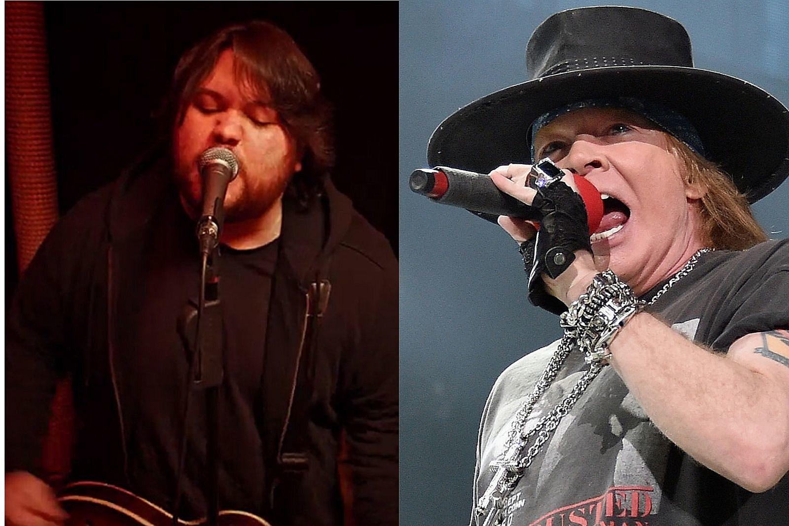 Axl Rose Praises Wolfgang Van Halen's 'Don't Back Down'