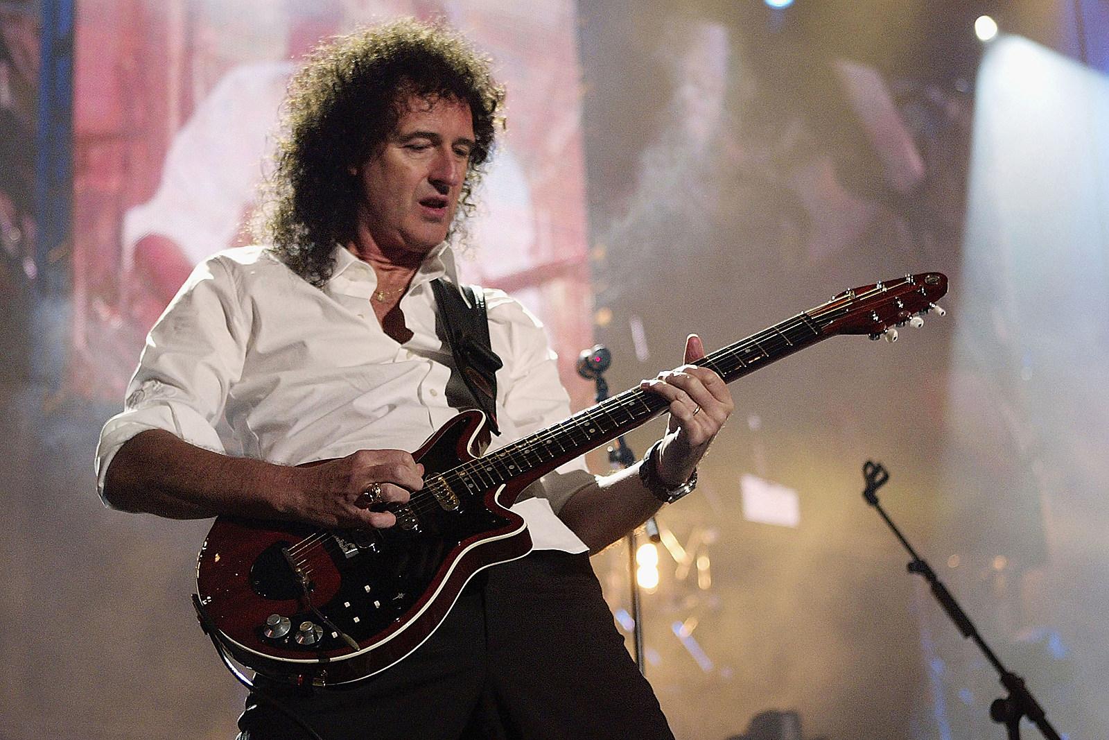 Brian May Shares Memories About GNR, Eddie Van Halen: Interview