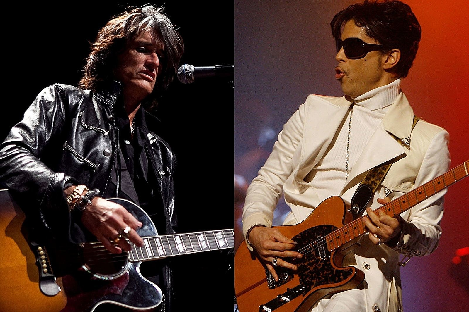 When Joe Perry Realized Prince Was 'Really a Guitar Player'