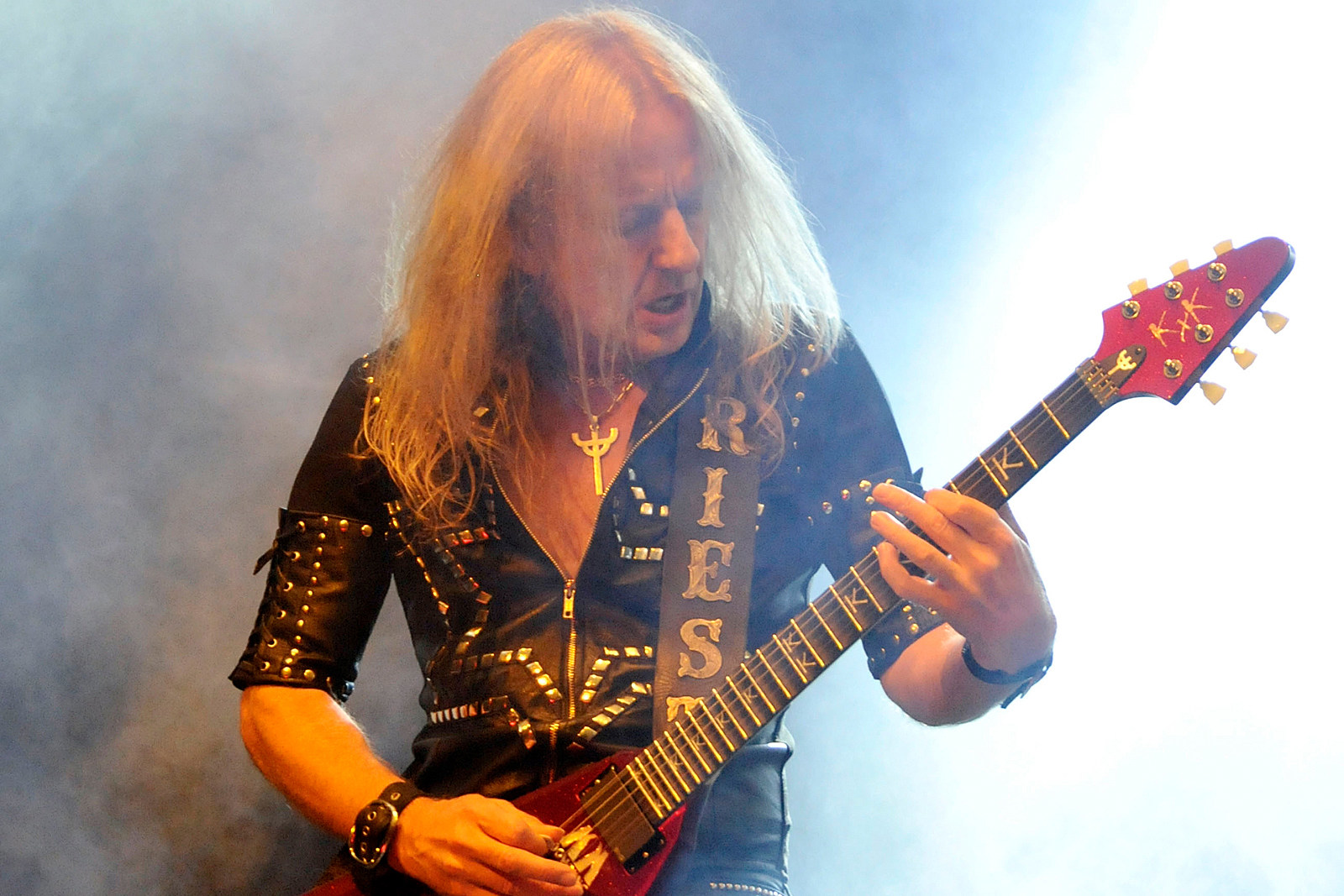 Why K.K. Downing Always Wanted Judas Priest to Sound 'Heavier'