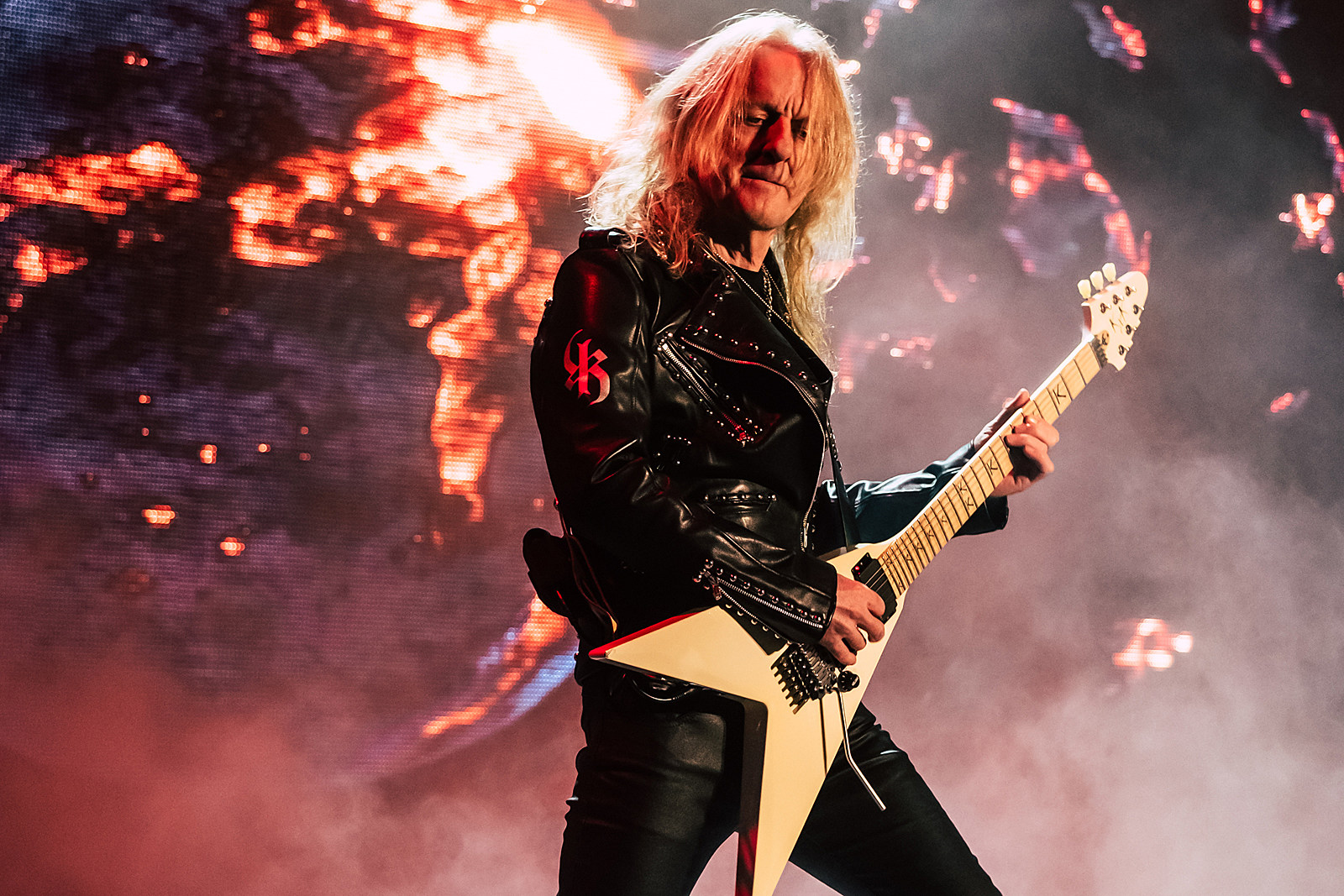 K.K. Downing Couldn't Cut Ties and 'Leave It All in the Past'