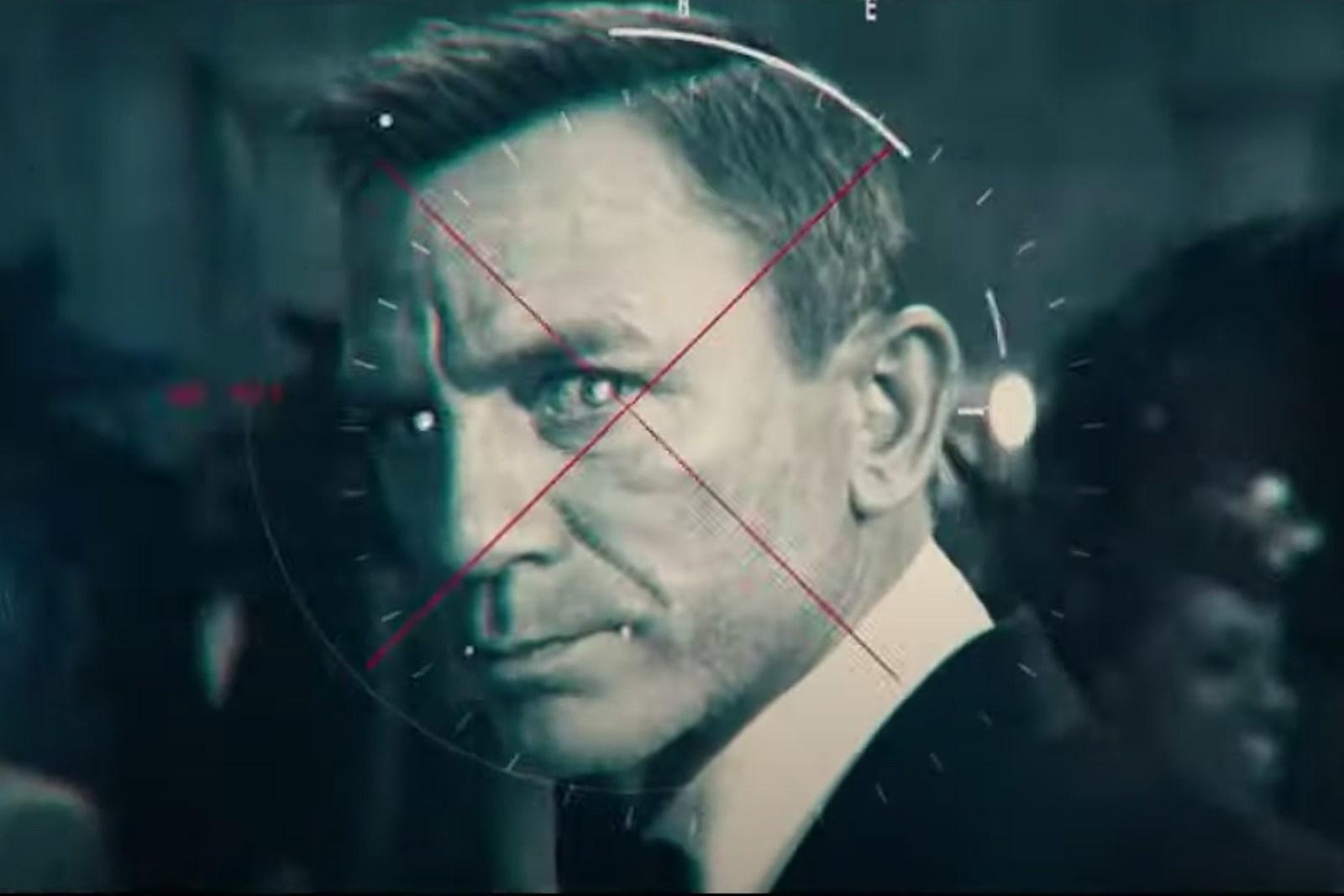 Watch New James Bond 'No Time to Die' Trailer