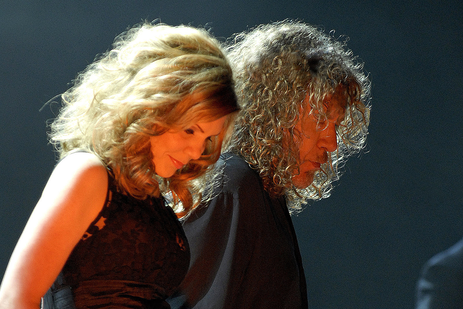 Listen to Robert Plant and Alison Krauss' New Song 'Can't Let Go'