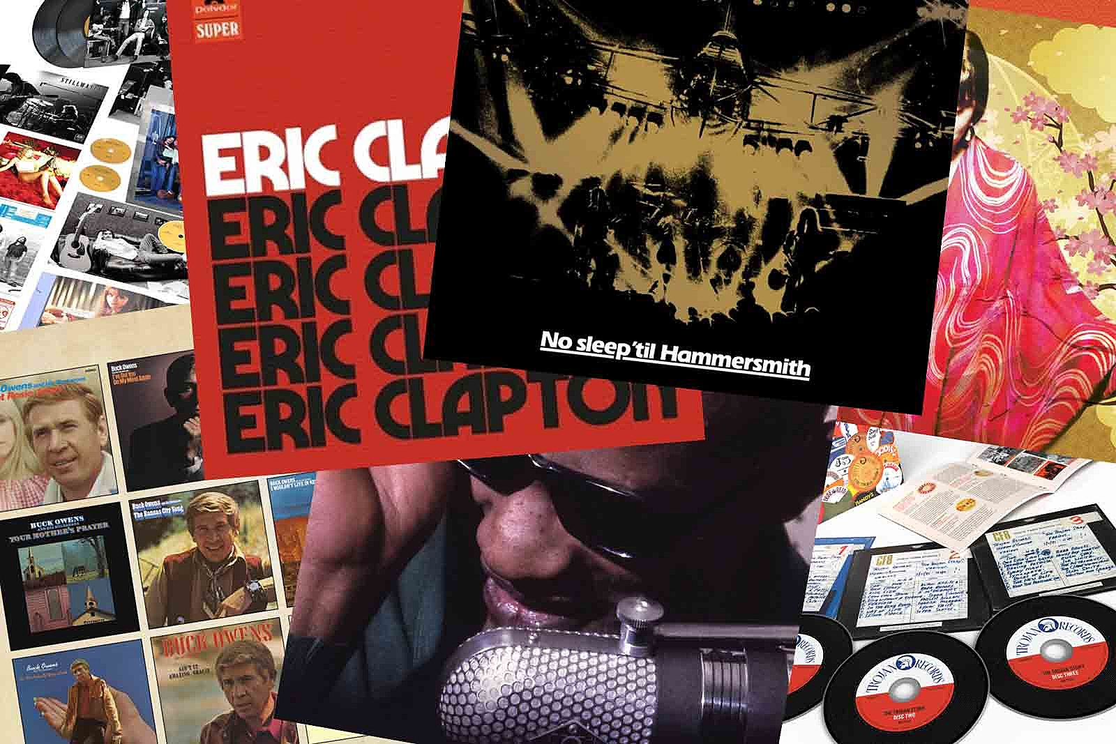 Reissue Roundup: Summer Sets From Eric Clapton, Motorhead, More