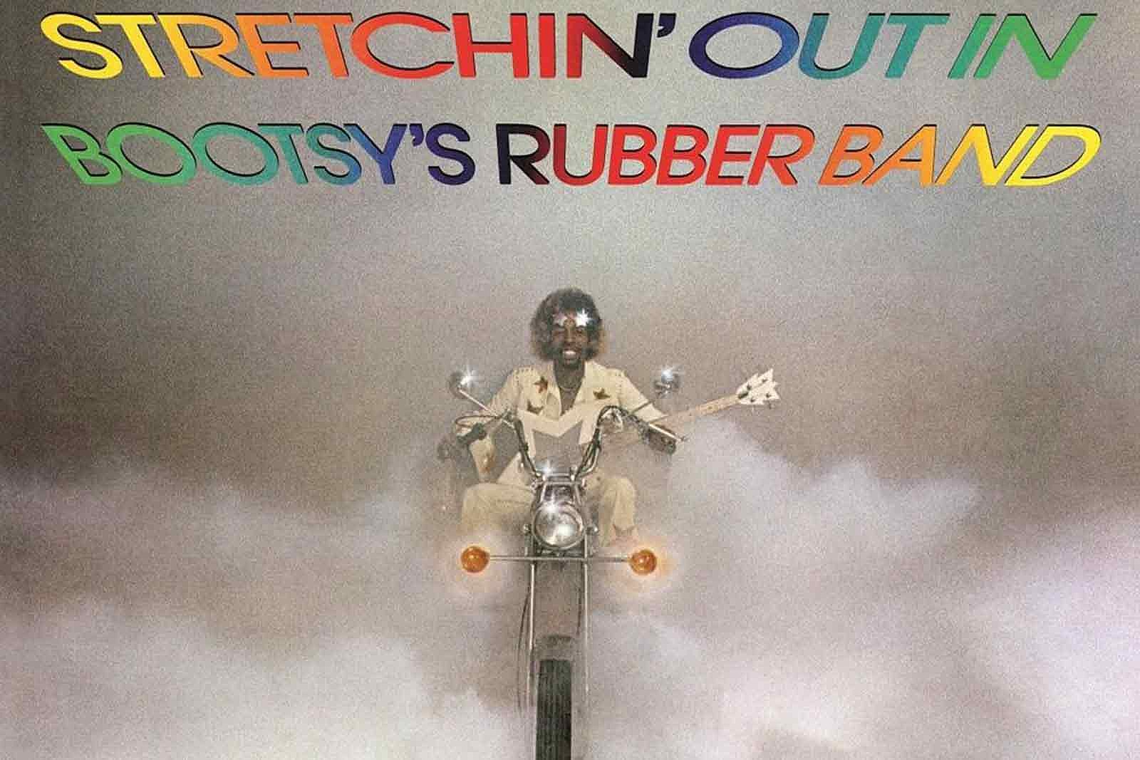 45 Years Ago: Bootsy's Rubber Band Transcend on 'Stretchin' Out'