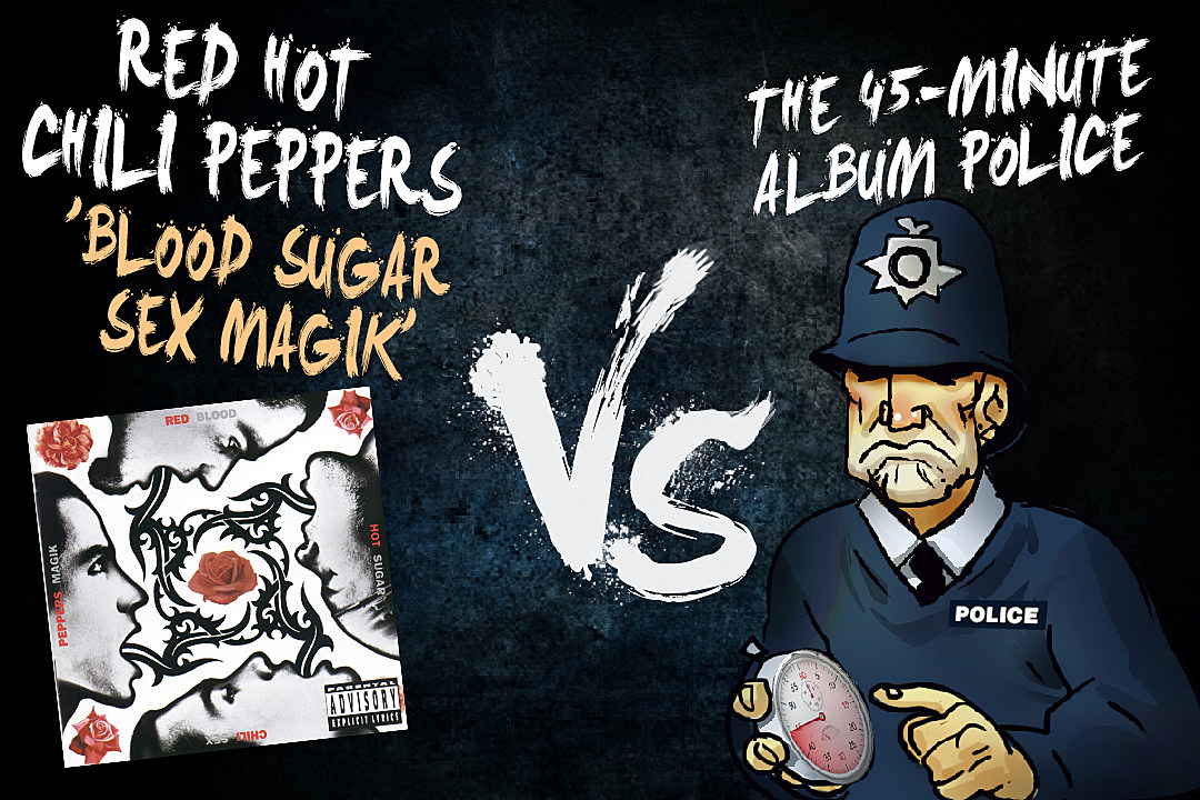 Chili Peppers' 'Blood Sugar Sex Magik' Gets Cut Down to Size
