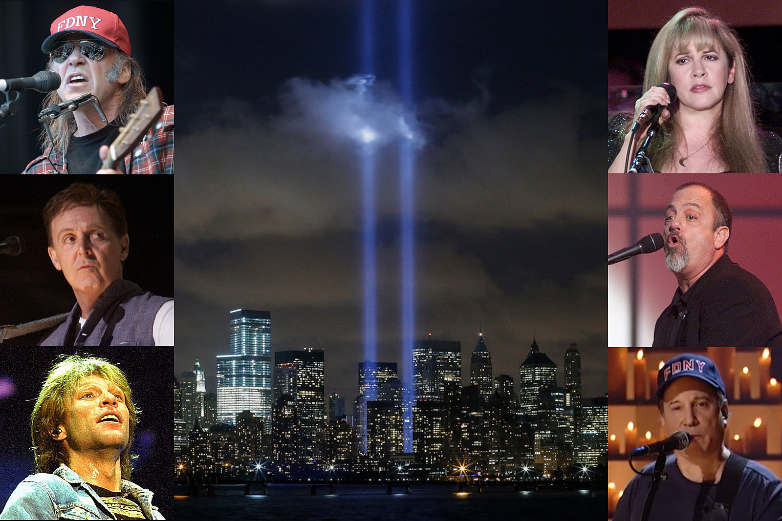 How 20 Different Musicians Reacted to 9/11
